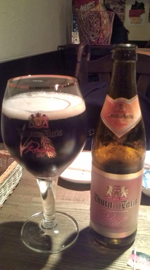 お詫びのドイツビールとぬか底