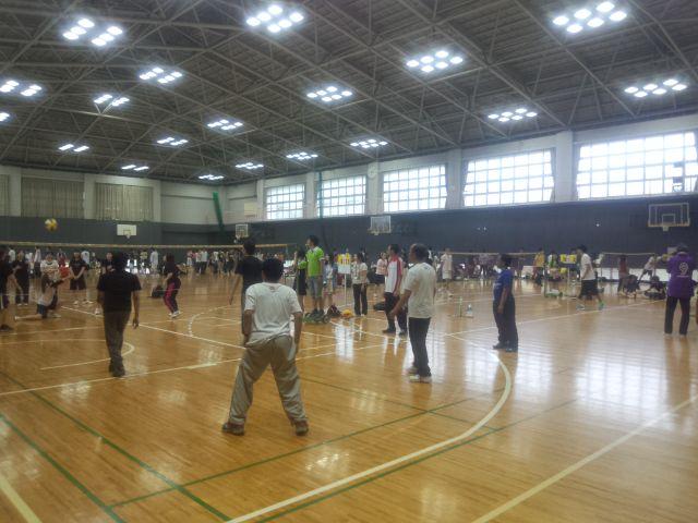 広島地域留学生総会・交流会・スポーツ大会