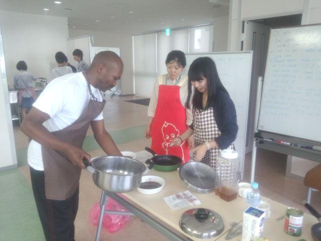 Regional world cooking